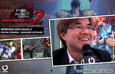 GONG [KEN'S RAGE 2] - Rencontre avec Hisashi Koinuma, manager software ! http://gong.fr