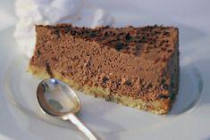 Vi är verkligen inne på cheesecakes just nu, men den här chokladcheesecaken får bli den sista på ett tag. Den var dock väldigt god. Chok...