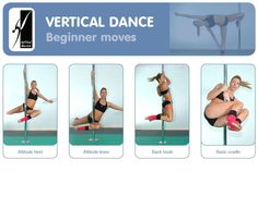 Beginner Pole Dance Moves & Tricks