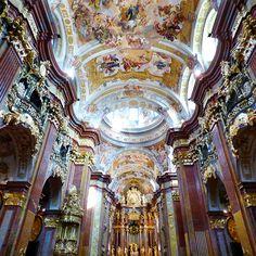 Melk Abbey Chapel, Austria
