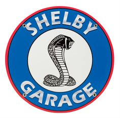 Get your hats, shirts, jackets, and other clothing and personal items with the logos of your favorite performance brands at Summit Racing! Car Signs, Garage Signs, Garage Art, Garages, Shelby Logo, Tyre Shop, Poster Drawing, Summit Racing, Gas Monkey