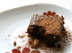 Raw brownie #mynewroots