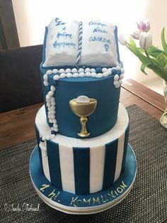 Kommunionstorte Konfirmationstorte Communion Cake