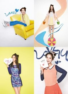 Song Ji Hyo is positively lovely for 'Yesse'