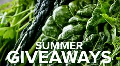 More fun prizes to get you ready for your fall garden! Register at gosprout.it/plantforfall | Plant for Fall - Sprout it's Summer Giveaways