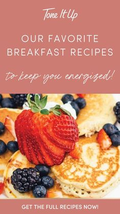 Clean Recipes, Healthy Recipes, Easy Recipes, Healthy Food, Protein Foods, Plant Based Recipes, Health And Nutrition, Breakfast Recipes, Breakfast Ideas