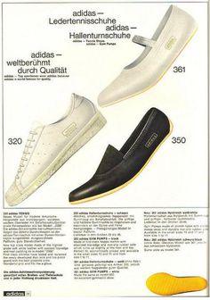 Vintage Adidas Ogni Giorno: Tedesco Adidas Vintage Catalogo Catalogo Adidas, 1968 6464ad