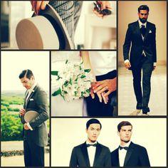 fashion men groom