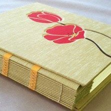 Gorgeous Hand made book by my friend Joanne Kluba