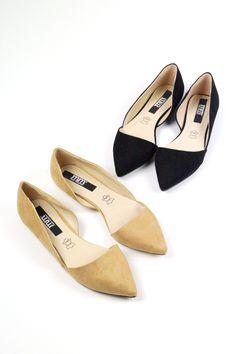 Flats shoes www.mariamangerica.com