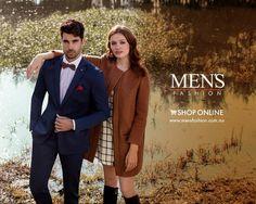 Conquista este otoño con outfits dignos de un hombre fashion. Descubre #OutDoorsStyle.  Compra aquí: https://goo.gl/IqmRwd