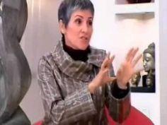 Mais Você - 2007 - Cássia Kiss conta como é sofrer de bipolaridade - p1.