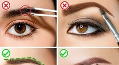 5 Eyebrow Mistakes You Don't Know You're Making
