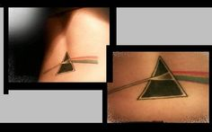 Tattoos Pink Floyd
