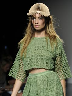 Crazy Fashions from New York Fashion Week 2014 Spring - Summer - iVillage