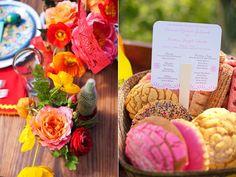 boda mexicana verde rosa - Buscar con Google