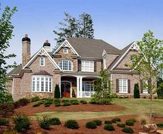 Plan W15658GE: European, Luxury, Photo Gallery, Corner Lot, Premium Collection, Traditional, French Country House Plans & Home Designs