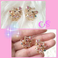 #anting #hellokitty #lapis #emas @ 95.000