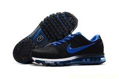 Nike Air Max 2017 Men Black Dark Blue
