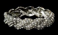 Carbonneau bracelet #3217 at Glamourous Gowns.