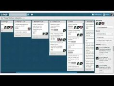 Organization for Creatives: Using Trello