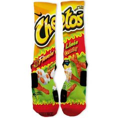 We custom design and print all of our Lime Hot Cheetos Custom Nike Elite Socks Custom Nike Elite Socks. We print all orders on demand and no two pairs are identical. Nike Elites, Nike Elite Socks, Nike Socks, Crazy Socks, Cool Socks, Nike Basketball Socks, Zoom Iphone, Iphone 5c, Outfits