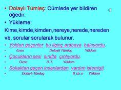 türkçe cümle öğeleri nasıl bulunur - Google'da Ara