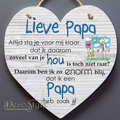 SLC Spreukenhart Hout Kleur - LIEVE PAPA Daddy I Miss You, Love You Dad, Diy For Kids, Crafts For Kids, Mini Lifestyle, Daddy Day, Presents For Dad, Silhouette Cameo Projects, Mother And Father