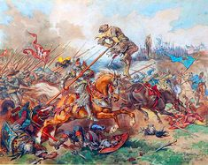 Cherubin Gniewosz at the Battle of Suceava 1497