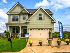 Our new community of Hardin's Landing is in full swing and now selling! These homes feature 3 - 4 bedrooms (and bonus rooms!) and 2 - 2.5 bathrooms. Every home at Hardin's Landing comes with our Everything's Included guarantee! Come visit our Welcome Home Center to see this brand new Spring Hill community!