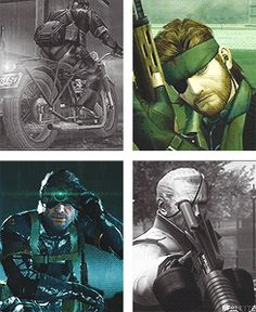 Big Boss Metal Gear, Snake Metal Gear, Metal Gear Solid Series, Revolver Ocelot, Gamer Pics, Game Concept Art, Futuristic Design, Video Game Art, Coups