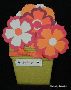 Stamp & Scrap with Frenchie: Celebrate with Blog Candy