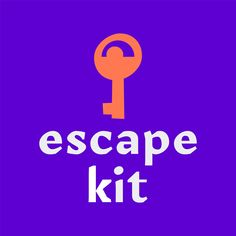 Escape Kit - #1 HOUSE ESCAPE ROOM - Kids and Adults Escape Room, Kit, Calm, Artwork, Large Families, Kids House, Cabins, Original Gifts, Activities For Kids