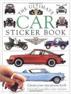 Car (Ultimate Sticker Books): Amazon.co.uk: Deni Bown, DK Publishing…