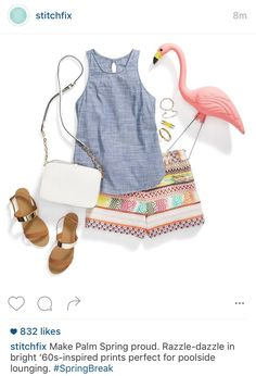 Love these shorts from stitch fix!