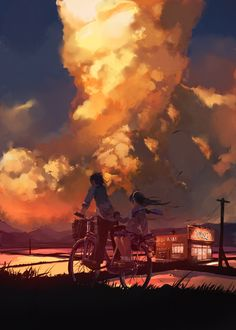 ヤマーーダ| 30 Painfully Talented Artists You Should Follow On Pixiv #anime #illustration