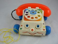 We didn't have cell phones when I was a kid