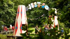 Just So is an annual, intimate, weekend-long festival – an imaginative outdoor family adventure like no other and the best family festival in the UK. Family Weekend, Weekend Trips, 10th Birthday, Birthday Celebration, Wooden Marble Run, Parade's End, Dance Routines, Let Your Hair Down, Start The Day