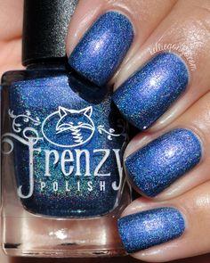 Frenzy Polish Sky Chaser // @kelliegonzoblog