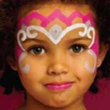 PRINCESS CROWN face painting - Kids Craft - Kids FACE PAINTING