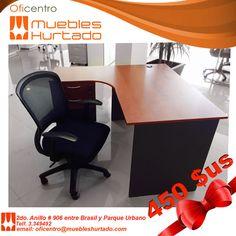 OFICENTRO MUEBLES HURTADO - Liquidación de Muebles de Oficina