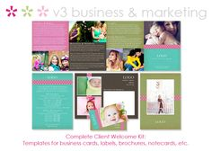 Business Materials and Marketing « Pinkle Toes 4 Photographers