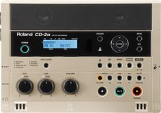 CD-2u SD/CD Recorder: Easy Recording and CD Burning On the Go.  http://www.roland.co.uk/products/productdetails.aspx?p=1260