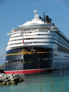 EXCUSE THE DISNEY SPAM BUT I'LL BE ON THIS SHIP IN 5 DAYS OMG