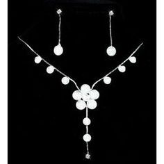 Stunning!! *Evening Wedding Crystal Diamante Necklace
