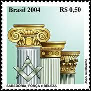 selos brasil -