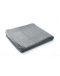 plaid coton laine burel