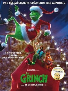 Regarder The Grinch Film en ligne - [Lucasfilm] Mr Grinch, Grinch Stole Christmas, Merry Christmas To You, Christmas Movies, Merry Xmas, Christmas Art, Grinch Stuff, Watch The Grinch, The Grinch Movie