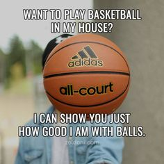 Basketball Pick-Up Lines Image 7 Line Images, Pick Up Lines Cheesy, Popular Sports, Secret Crush, Having A Crush, Basketball Players, Secret Love