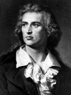 .Friedrich von Schiller de grote vriend van Goethe